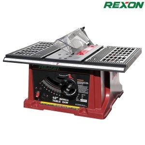 REXON 테이블톱 10` 테이블쏘 S10B/각도절단 목공톱