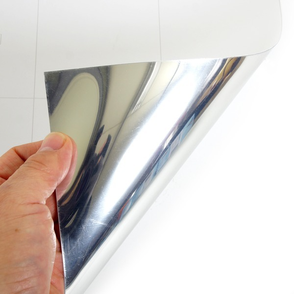 다용도 안전 거울 미러 접착 시트지 띠 셀프인테리어