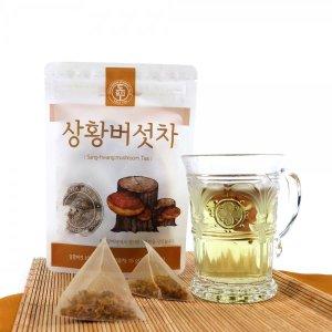 유기농 상황버섯차 15 g(1gx15ea)