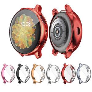 갤럭시 워치 액티브 1 2 커버 케이스 보호필름 시계줄
