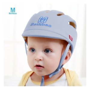 바이저 아기머리보호대 유아안저모 아기헬멧