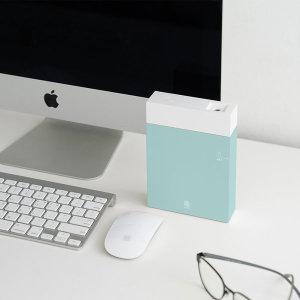SD 브릭 무선가습기 민트 ZPH3092 통세척 USB 초음파