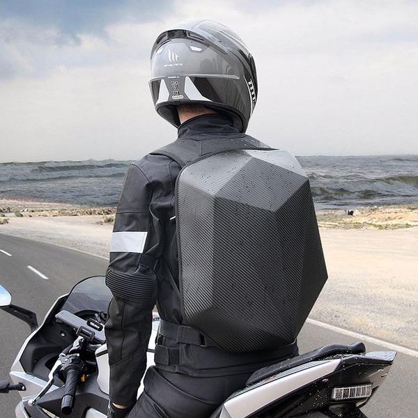 오토바이 바이크 백팩/스쿠터 헬멧 백팩/라이더백팩