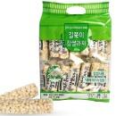 엉클팝 길쭉이 찹쌀과자 300g /동글이/보리과자/간식