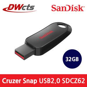 대원CTS SanDisk Cruzer Snap 32GB / USB 메모리 CZ62