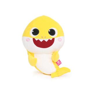 랄랄라 노래하는 아기상어 안전벨트 인형
