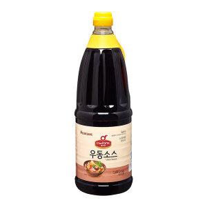 쉐프원 우동소스 2kg(패트)/청정원 소스