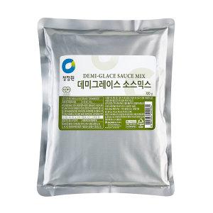 쉐프원 데미그레이스 소스믹스 720g/청정원 소스