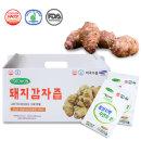 돼지감자즙 30포 돼지감자추출액100% 강원식품