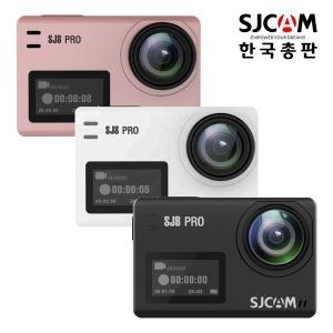 SJCAM SJ8 PRO 4K 60FPS 흔들림보정 국내AS 액션캠