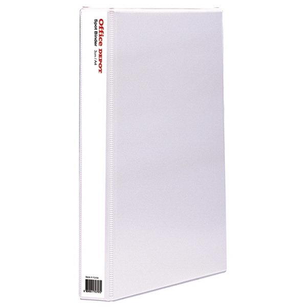 투명사다리바인더(3cm/OfficeDEPOT)