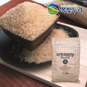 비정제 원당 천연당 지대 10kg 한정특가 13500원+쿠폰
