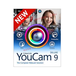 유캠 9 디럭스 ESD /인터넷방송/웹캠/조명효과/YouCam