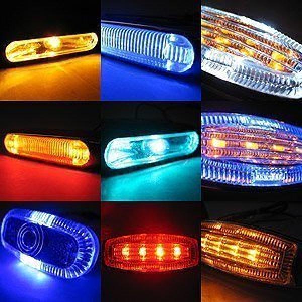 [꾸미자] ▶모터피아 시그널램프 특가모음전 [27종]◀방향지시등/LED/미등/전조등/네온/깜박이/미등