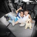 유아 차량용 놀이방매트 확장형 애견카시트 뒷좌석매트