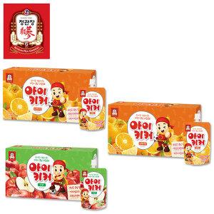 아이키커 오렌지20팩+사과10팩