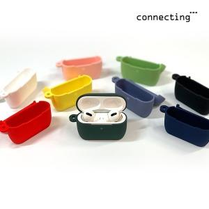 에어팟 프로 실리콘 케이스 라이트 블루 APC-1