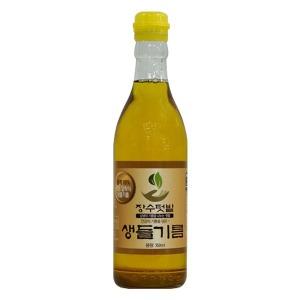 가성비 만점 건강 생들기름 / 덜볶은참기름 350ml