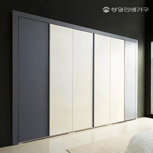 상일리베가구 레오 키큰 LPM 장롱 6문 304cm