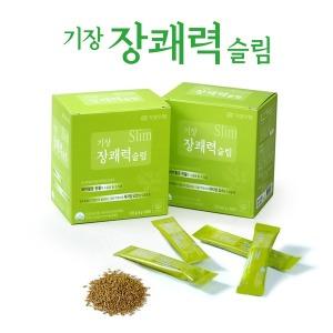기장 장쾌력 슬림 4주 60포 김오곤 쾌변 다이어트