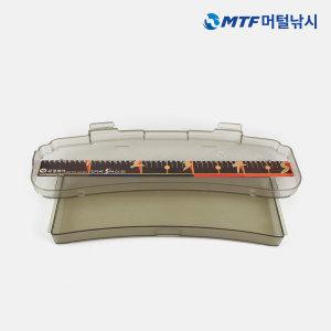 우경 섶다리 큰선반 투명서랍 낚시받침틀 떡밥그릇