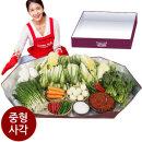 해피락 김장매트 김장봉투 다용도매트 중형사각