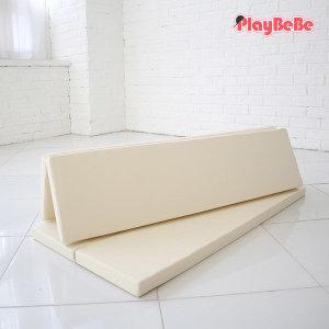 플레이베베 층간소음방지 놀이방폴더매트 2단(100x50)