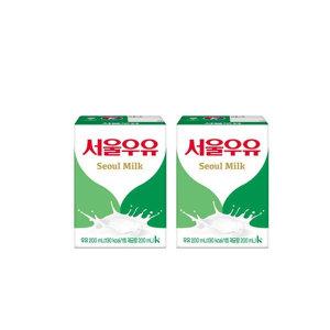 서울 흰우유 200mlx24입/ 서울우유