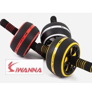 IW AB 코어 휠 슬라이드 강력한 복근운동기구