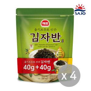 사조 올리브유 김자반 320g(40gx8개)