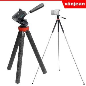 KM-837P 미니 비디오 카메라 삼각대 (액션캠 미니빔)