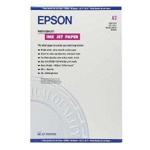 EPSON 엡손 정품 S041079 A2 무광택 포토용지 30매