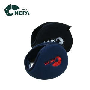 네파 방한 귀마개 방한용품 네이비 블랙 1+1