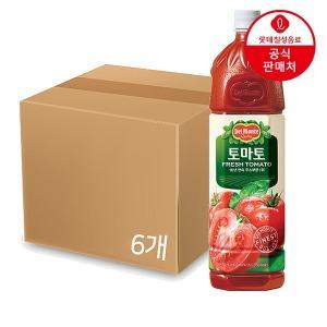 델몬트 토마토 1.5펫 x 6입 /박스포장