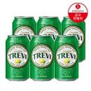 트레비 레몬 355ml 6번들 (6캔)