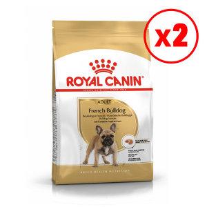 Royal Canin 프렌치불독어덜트 1.5kgX2개