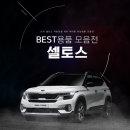 메이튼 셀토스 자동차용품 모음전 / 도어힌지커버