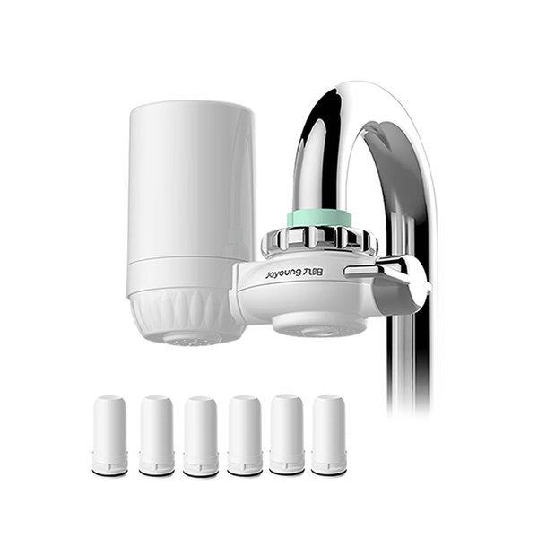 Joyoung조영수도꼭지정수기 필터 쉬운 설치 직결형