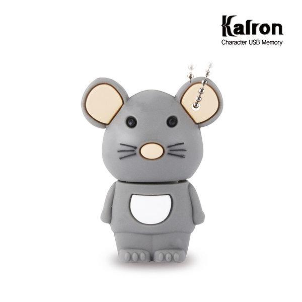 칼론 찍찍 쥐돌이 캐릭터 USB 메모리 쥐캐릭터 16GB