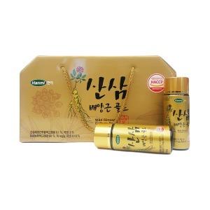 산삼배양근 골드 100ml x 20병(최신상품)홍삼/한뿌리