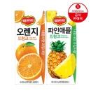 델몬트 오렌지 + 파인애플 드링크팩 24+24