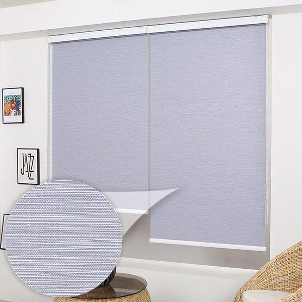 다양한 패턴 무지롤스크린 블라인드 거실 베란다 창문