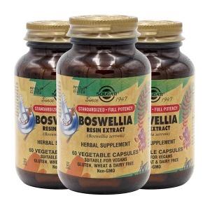 3개 솔가 보스웰리아 레진 추출물 60 베지캡슐