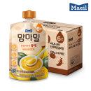 맘마밀 바나나단호박 100G 10팩 이유식