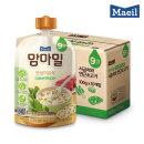 맘마밀 시금치연근 100G 10팩 이유식