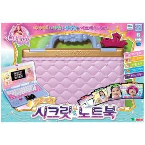 영실업  시크릿쥬쥬 터치터치 시크릿 노트북