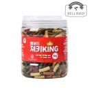 져키킹 대용량 강아지 간식 1kg (M사이즈)