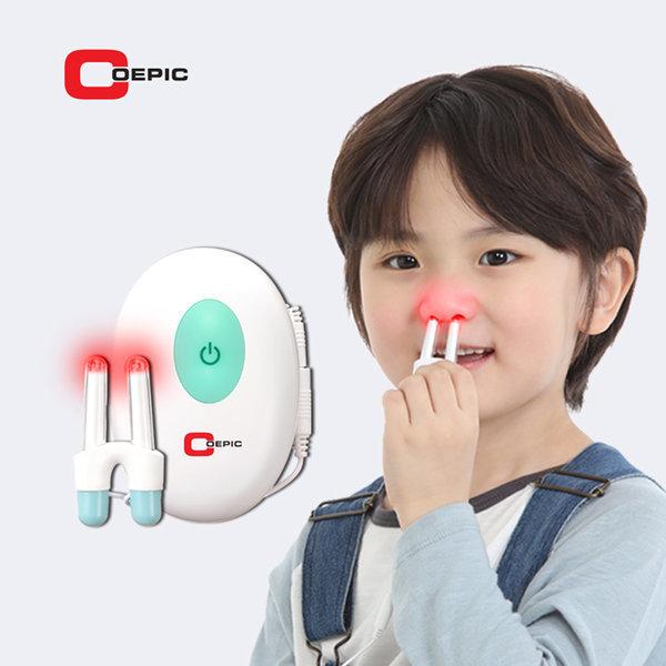 콧물 재채기 코에픽 아이 코 비염치료기 의료기기