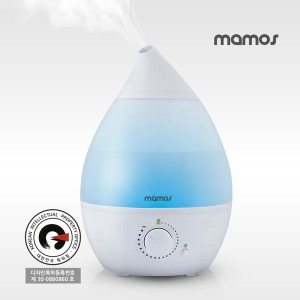 마모스 물방울 가습기/대용량3.4L/가정용/대형/초음파