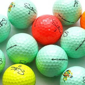 세인트나인 컬러혼합A-급10개/ 중고 골프공 로스트볼
